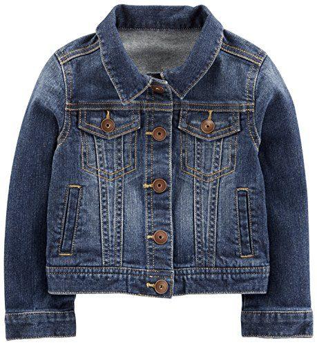 Simple Joys by Carter's Baby Girls' Toddler Denim Jacket