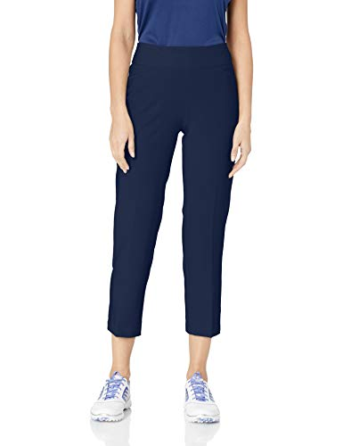 adidas Golf Pull-On Ankle Pant, Night Indigo, Small
