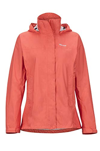 Marmot Women's Precip Jacket, Living Coral, Large