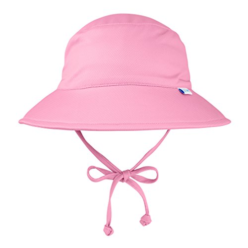 i play. Kids' Baby Girls Breatheasy Bucket Sun Protection Hat