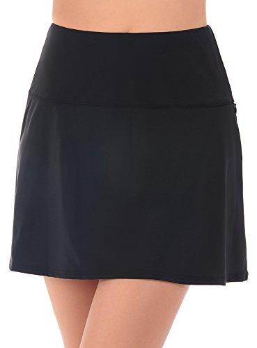 Miraclesuit Women's Swimwear Fit and Flair Swim Skirt