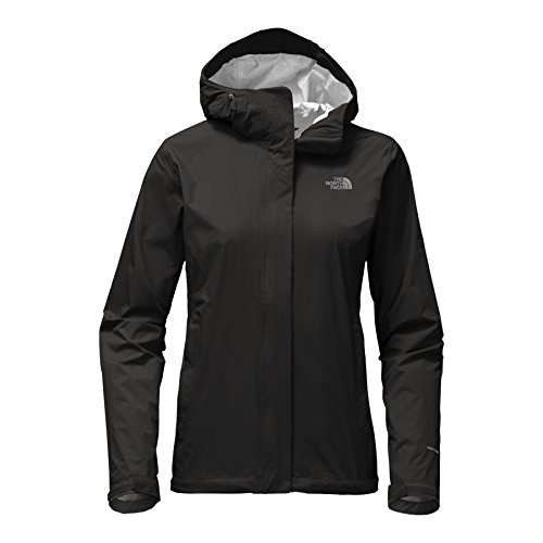 The North Face Women's Venture 2 Jacket - TNF Black - XL