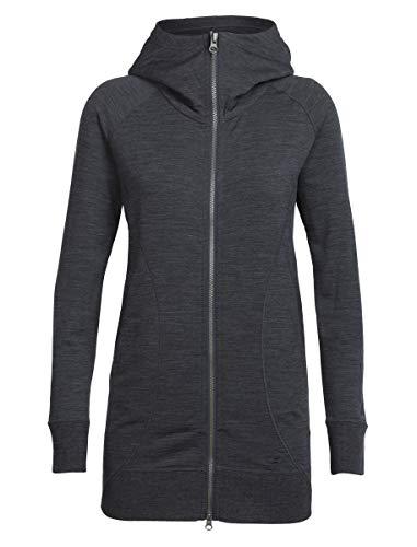 Icebreaker Merino Women's Dia Long Hooded Jacket