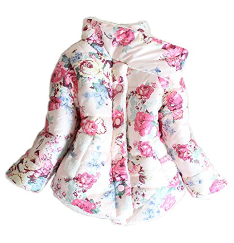 DaDa Deal Fashion Baby Girl Winter Warm Coat Jacket Warm Clothes