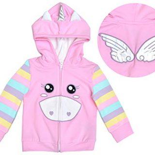 Mini Jiji Stretch Hoodie/Jacket for Baby Infant Toddler Kids