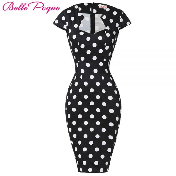 Sexy Slim Women Summer Dress Bodycon Pencil Dresses