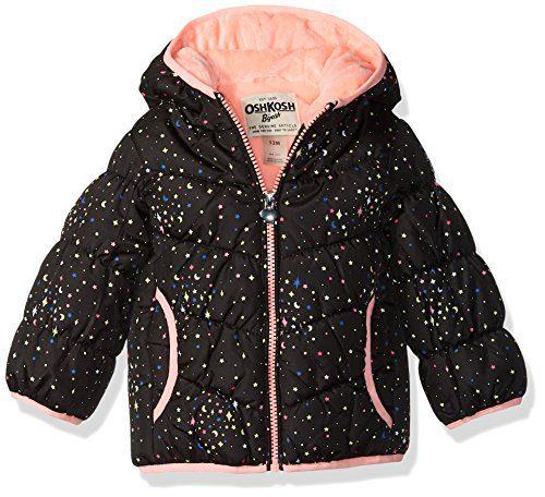 OshKosh B'Gosh Baby Girls Perfect Puffer Jacket
