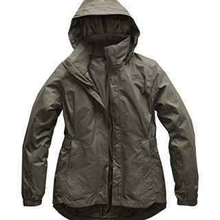 The North Face Women's Resolve Parka II New Taupe Green Medium