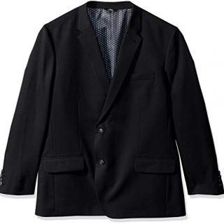 Haggar Men's Active Series Stretch Classic Fit Suit Separate Coat