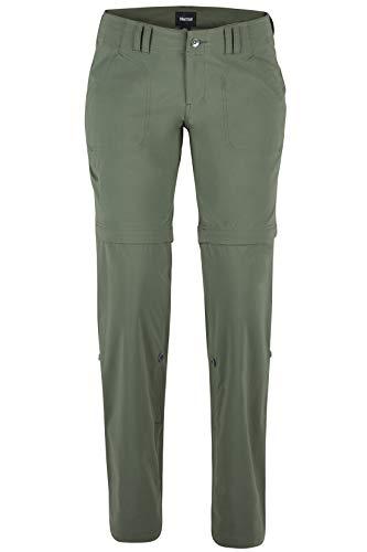Marmot Women's Lobo's Convertible Pants, Crocodile