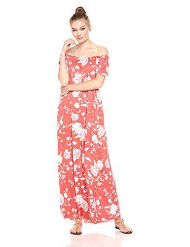 Rachel Pally Women's Ossiane Dress, Chipotle Peony, M