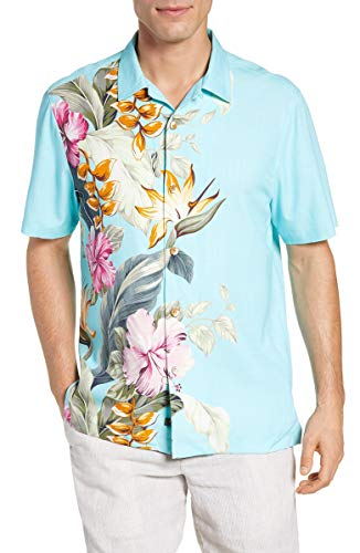 Tommy Bahama Garden of Hope and Courage Silk Camp Shirt