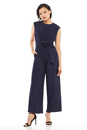 London Times Womens's Petite Nicole Jumpsuit