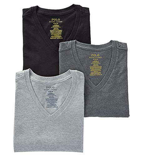 Polo Ralph Lauren Slim Fit 100% Cotton V Neck T-Shirts