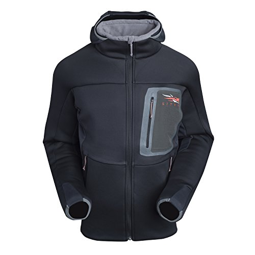 SITKA Gear Traverse Cold Weather Hoody SITKA Black Large