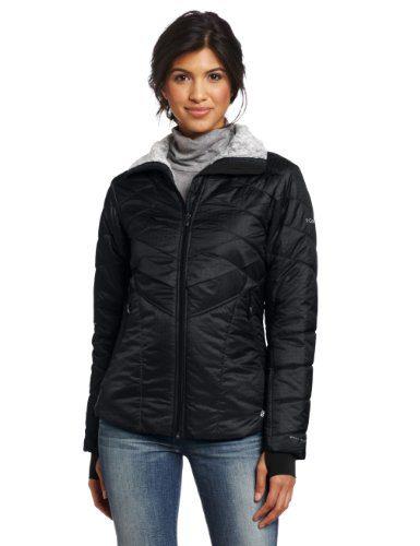 Columbia Women's Kaleidaslope II Jacket, Black, 2X