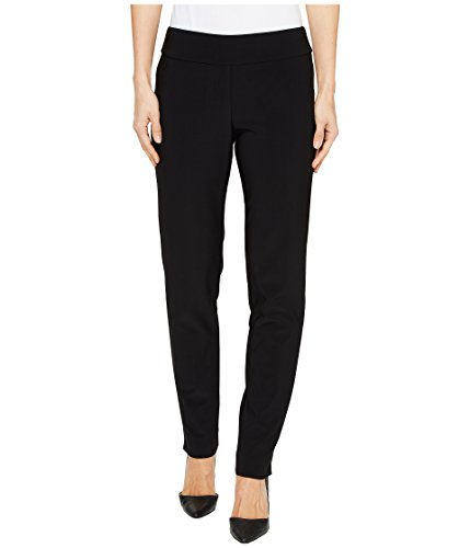 Krazy Larry Women's Microfiber Long Skinny Dress Pants