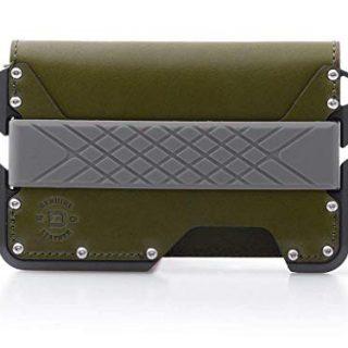 Dango D01 Dapper Bifold Wallet - Made in USA - Genuine Leather