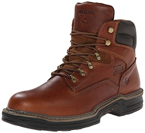 Wolverine Men's Raider Boot, Brown, 9.5 M US