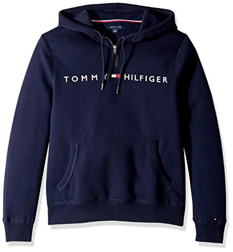 Tommy Hilfiger Men's Adaptive Hoodie Sweatshirt