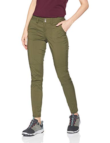 prAna Women's Essex Pant, Cargo Green