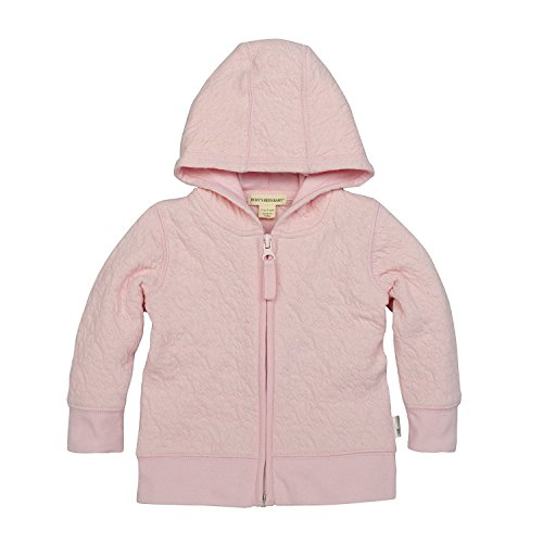 Burt's Bees Baby Baby Jacket, Hooded Coat, 100% Organic Cotton