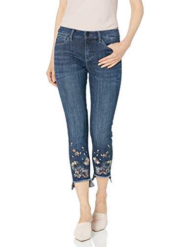 Laurie Felt Women's Classic Denim Stiletto Jeans