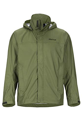 Marmot Men's Precip Jacket, Bomber Green, XX-Large