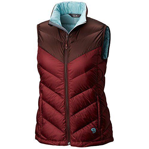 Mountain Hardwear Women's Ratio Down Vest Smith Rock