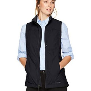 ExOfficio Women's FlyQ Lite Vest, Black, Small