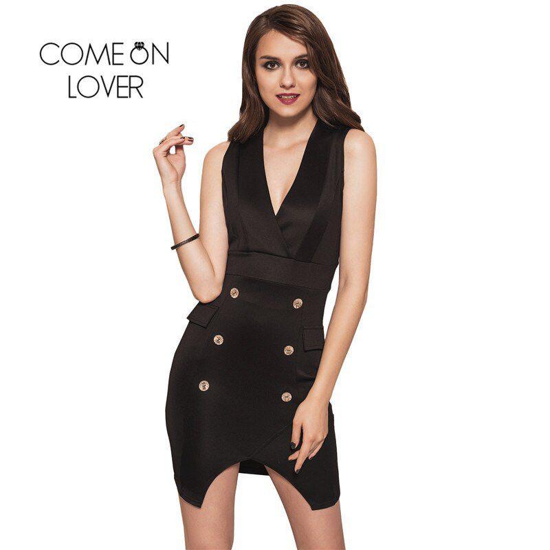 Comeonlover Women Summer Dress Sleeveless
