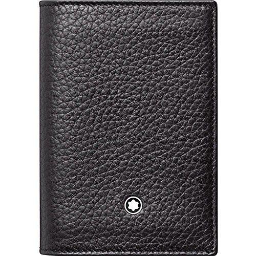 Montblanc Business Card Case, black (black)
