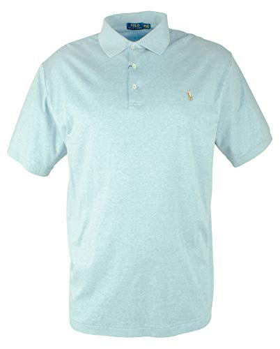 Polo Ralph Lauren Men's Big and Tall Short Sleeve Pima Soft-Touch Polo Shirt