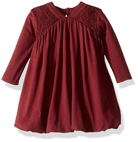 Burt's Bees Baby Baby Girl's Dress, 100% Organic Cotton