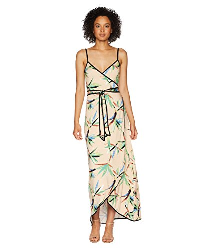 Rachel Pally Women's Britta WRAP Dress, Paradise, L