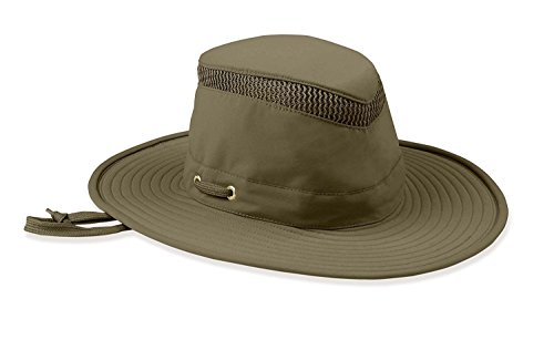 Tilley Endurables Airflo Hat,Khaki/Olive