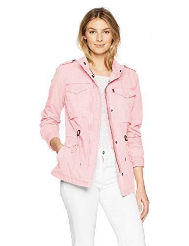 Levi's Women's Parachute Cotton Military Jacket