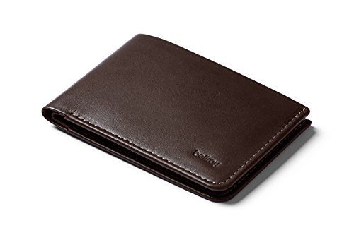 Bellroy Low Wallet, slim leather wallet