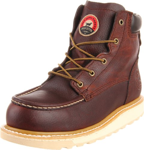"Irish Setter Men's 6"" Aluminum Toe Work Boot"