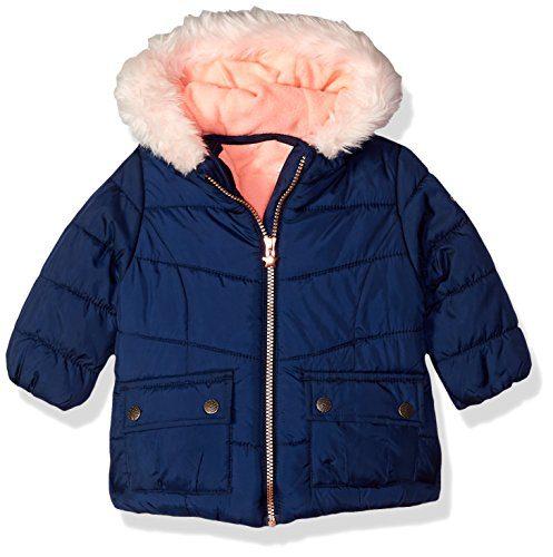 Osh Kosh Baby Girls Heavyweight 4-in-1 Systems Jacket