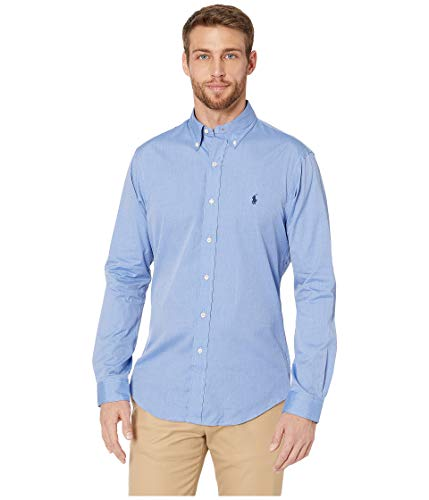 Polo Ralph Lauren Men Slim Fit Poplin Sport Shirt