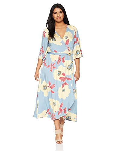 Rachel Pally Women's Plus Size Tristan Dress WL, Bloom, 2X