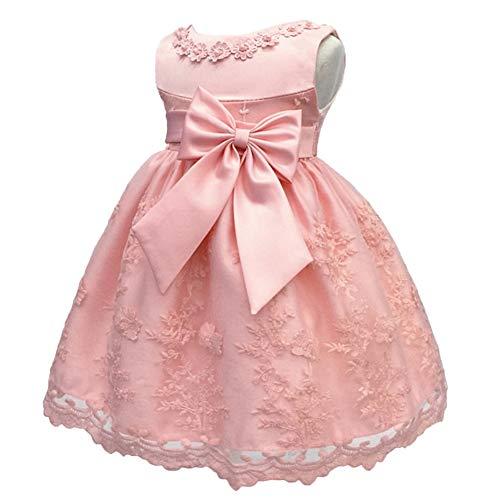 Meiqiduo Baby Girl Birthday Wedding Dress Infant Flower Girls