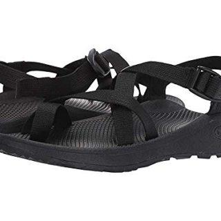 Chaco Men's Zcloud 2 Sport Sandal, Solid Black