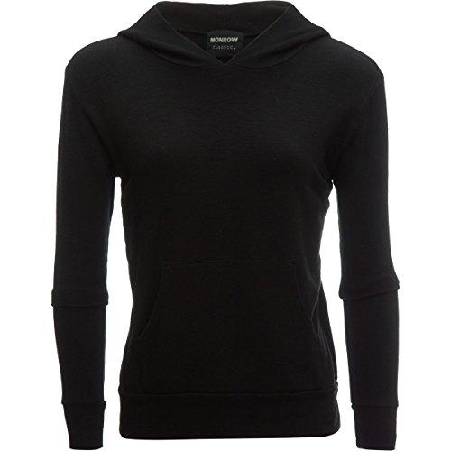 Monrow Super Soft Kangaroo Pullover Sweatshirt