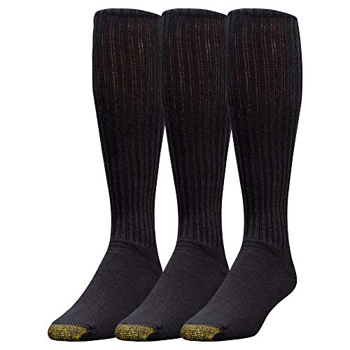 Gold Toe Men's Ultra Tec Performance Over The Calf Athletic Socks