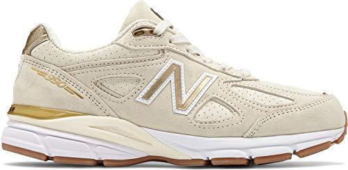 New Balance Men's Running Shoe Angora/White