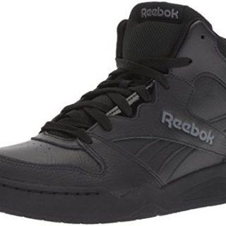 Reebok Men's Royal Hi2 Walking Shoe, Black/Alloy