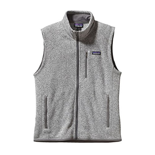 Patagonia Mens Better Sweater Vest, Stonewash, S