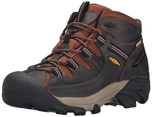 KEEN Men's Targhee II Mid Waterproof Hiking Boot